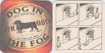 Dog in the Fog