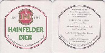 Hainfelder