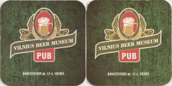 vilnius beer museum
